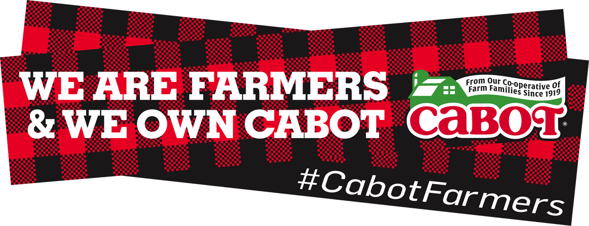 We Are Farmers - We Own Cabot